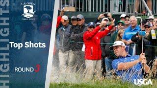 2019 U.S. Open, Round 3: Top Shots