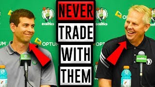 Here Is Why You Should NEVER Trade With The Boston Celtics