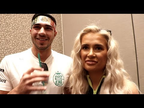 TOMMY FURY & MOLLY MAE HAGUE (UNCUT IN VEGAS) - ON WILDER-FURY, LIFE SINCE LOVE ISLAND, JOSHUA LOSS