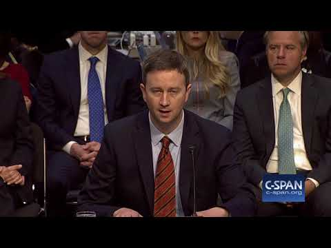 Twitter, Facebook & Google Opening Statements (C-SPAN)