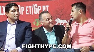 (EPIC!) MORALES & BARRERA DESCRIBE FIGHTING PACQUIAO; EXPLAIN HOW DIFFICULT HE IS TO HIT
