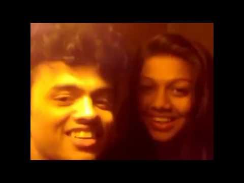 Sankeeth&priyanka on fb live chat...Dhee Jodi fame##