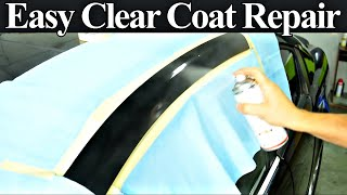 Download How to Repair Damaged Clear Coat - Auto Body Repair Hacks Revealed Mp3 and Videos