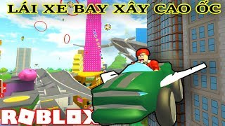 ROBLOX | Blast Ball Game With The Flying Car City | VentureLand-Alpha | Vamy Tran