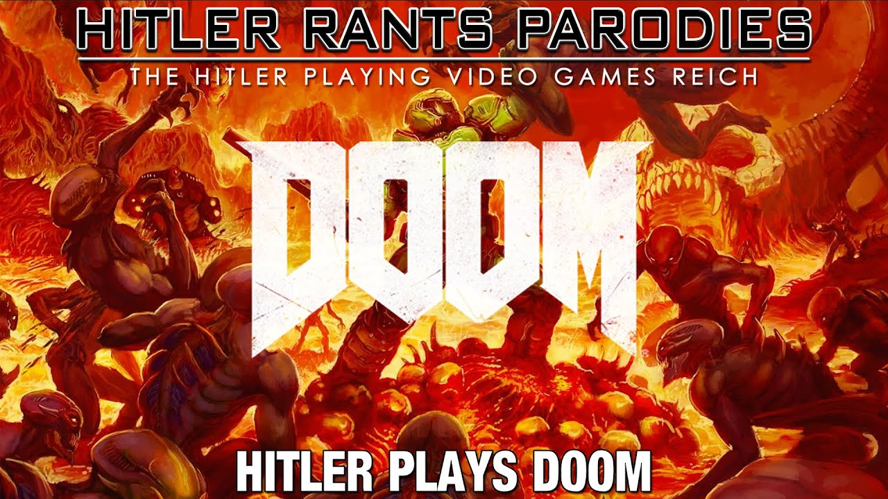 Hitler plays DOOM