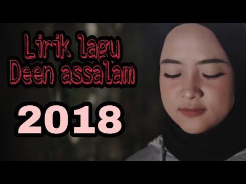 Nissa Sabyan - Deen Assalam Lirik Lagu