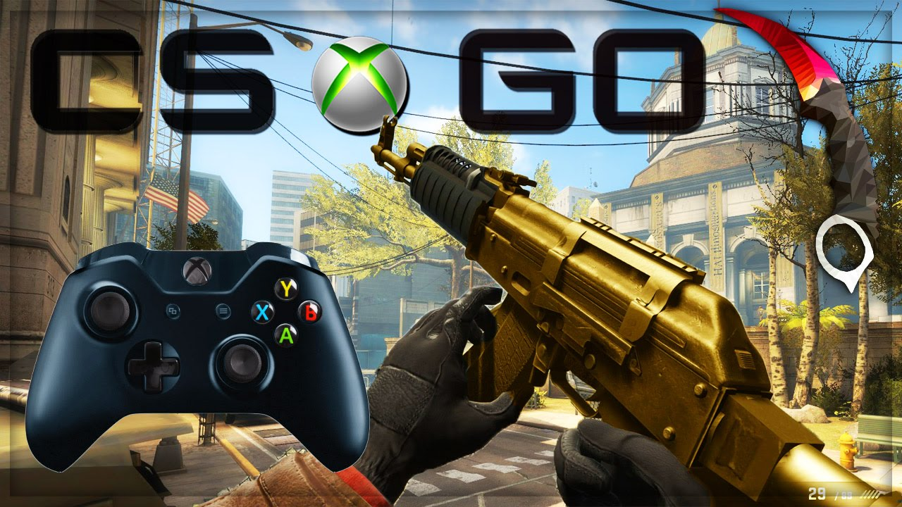 how to download csgo on xbox one