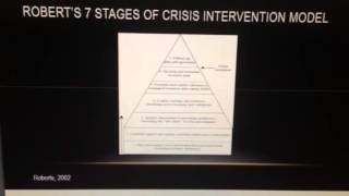 Grief and crisis intervention