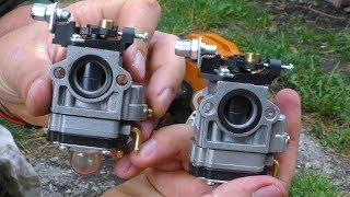 Карбюратор триммера (бензокосы, мотокосы) с Алиэкспресс. Обзор.
