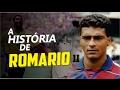 Conheça a HISTÓRIA de ROMÁRIO の動画、YouTube動画。