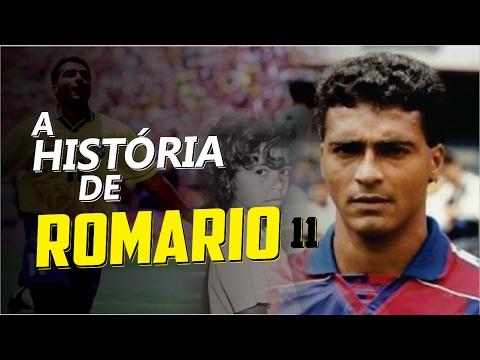 Conheça a HISTÓRIA de ROMÁRIO