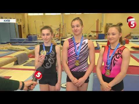 Вперше в історії українські гімнастки виграли золото чемпіонату Європи: Про тріумф - з перших вуст