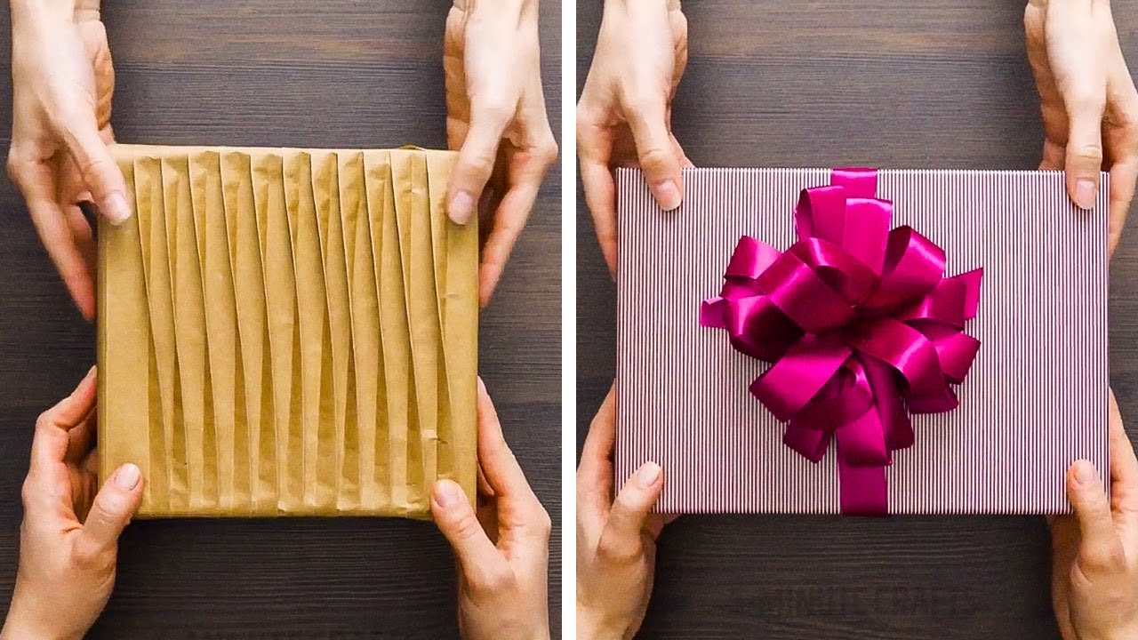 20 Elegant Gift Wrapping Ideas