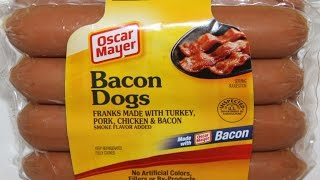 Oscar Mayer: Bacon Dogs Review