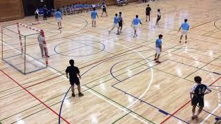 H29 ハンドボール春季二部リーグ 駿河台 vs 関東学院(1/5)
