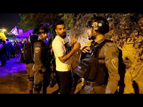 شاهد: تجدد التوتر في القدس على خلفية ملف أراضي حيّ الشيخ جراح…  - نشر قبل 18 دقيقة