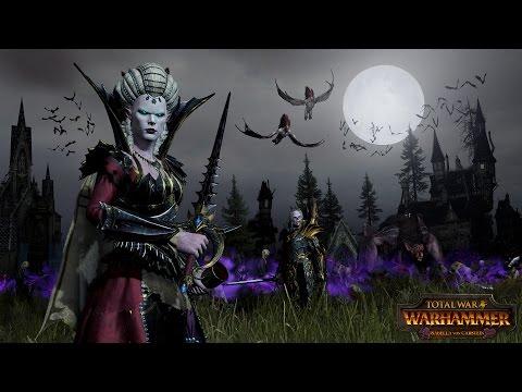 Total War: WARHAMMER - Isabella von Carstein - Steam Game Trailer
