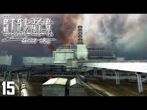 Let's Play S.T.A.L.K.E.R.: Clear Sky Ep.15 Stop Strelok (Final)