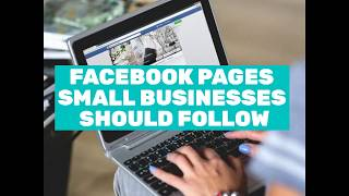 Facebook pages small businesses should follow