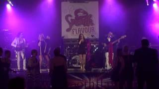 SMOOTH FLAVOUR BAND ... real disco experience 2013... Belgium