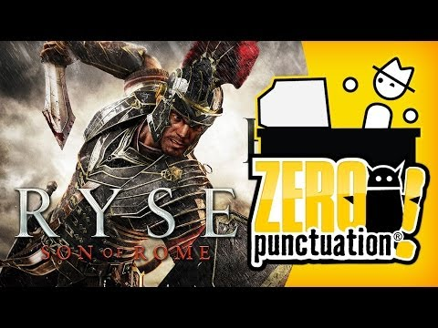 RYSE: SON OF ROME (Zero Punctuation)