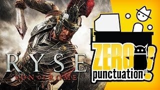 RYSE: SON OF ROME (Zero Punctuation) (Video Game Video Review)