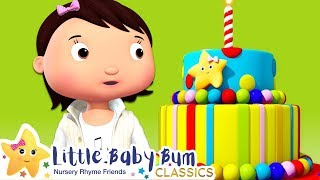 Happy Birthday Song! +More Nursery Rhymes & Kids Songs - ABCs and 123s | Learn with Little Baby Bum