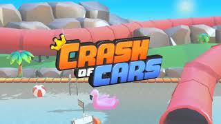 HIDDEN CAR / LUNAR ROVER / CRASH OF CARS ( using coc bugatti)