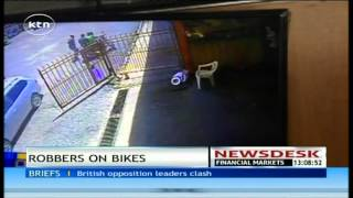 New style of robbery in Nairobi which employs use of motorcycles