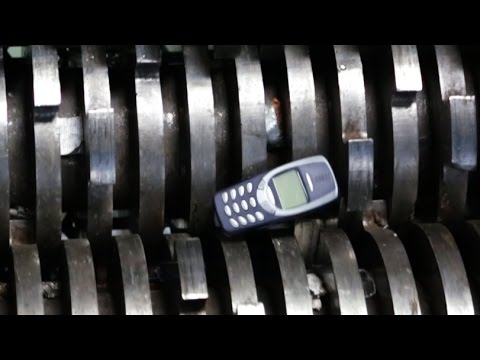 SSI's Shred of the Week: The Nokia 3310