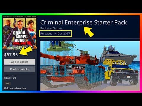 Rockstar CONFIRMS Exciting Updates Coming To GTA Online & Criminal Enterprises Starter Pack Details!