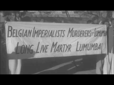 Lumumba Death Protest in India | Anti-Belgian Government | Feb 1961
