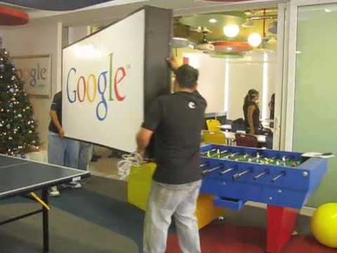 Visita de gpodcasters a google m xico youtube for Oficinas de youtube mexico