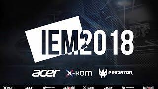 IEM 2018 Panel X-KOM #12