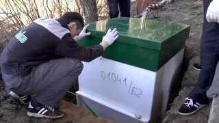 Видео установки автономной канализации(Видео установки автономной канализации., 2015-04-23T19:02:37.000Z)