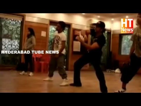 HYDERABAD TUBE NEWS:-Dharmesh Sir and Hrithik Roshan Dancing togather