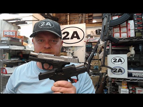 Taurus G3c G2c 9mm Loose Barrel ? - How It Works : New Gun Owners : Locked Breech Vs Blowback