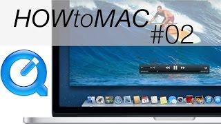 How to MAC : Bildschirm + Systemsounds + Mikrofon aufnehmen
