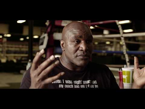 """Evander Holyfield on Retirement """"I made enough money for 10 years"""" - Anatomy of a Fighter"""