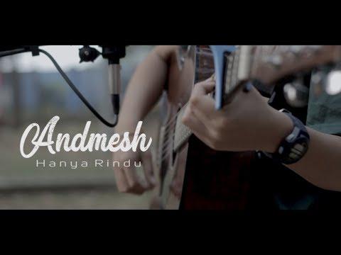 ANDMESH - Hanya Rindu ( COVER CHIKA LUTFI )