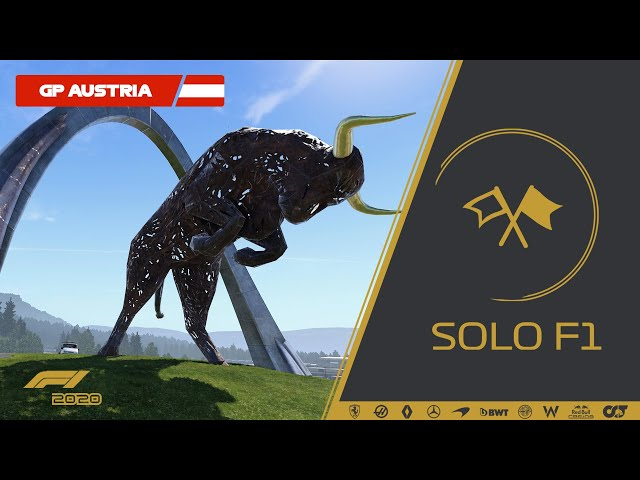 🔴 F1 2020 // Retransmisión SoloF1 (Gp Austria) #01