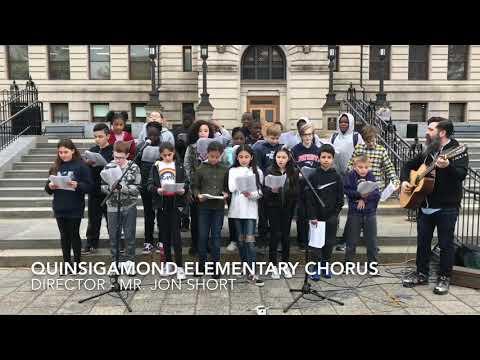 Quinsigamond Elementary School Chorus