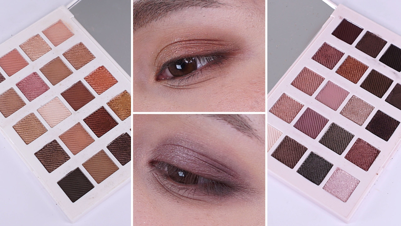 Etude House Personal Color Palettes Warm Tone/Cool Tone Eyes ...