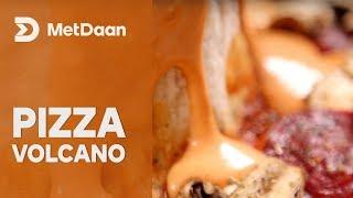 PIZZA VOLCANO  | MET DAAN