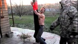 Один из подвигов Ольхона на Донбассе