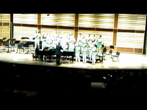 Knollcrest Music Camp Choir- Bring Me Little Water, Silvy