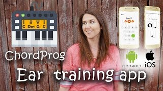 ChordProg Ear Training App Review