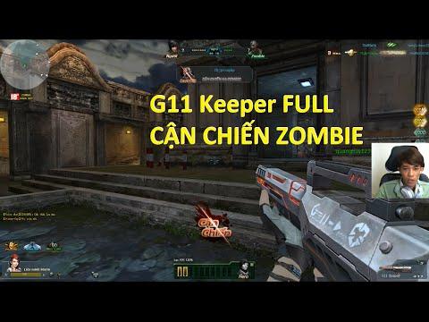 Bình Luận Truy Kích | G11 Keeper - Ngày Tận Thế Zombie ✔
