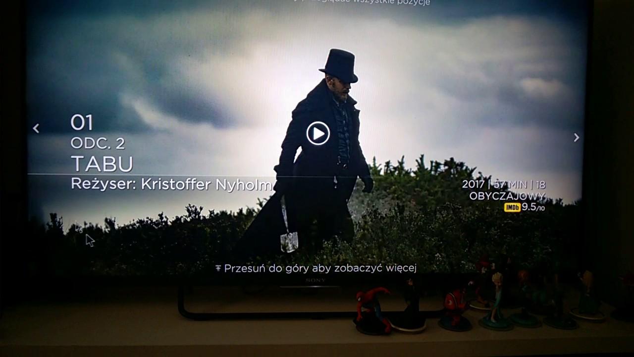 AndroidTV - jak zainstalować i uruchomić HBO GO na Sony AndroidTV
