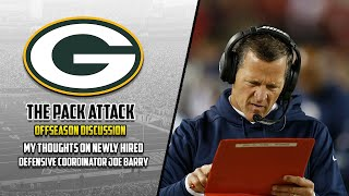 Joe Barry The Answer At Defensive Coordinator?